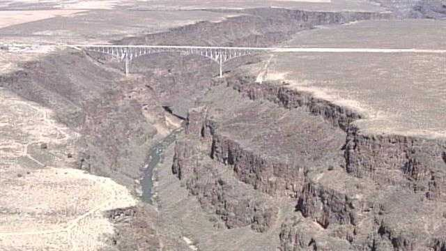 President Obama designated the Rio Grande Del Norte a National Monument.