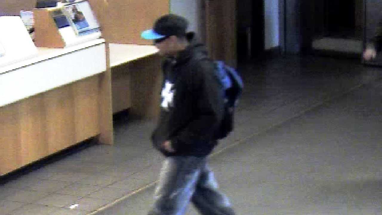 Bank of the West Bank Robber