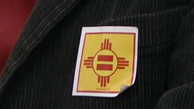 Same sex marriage was a hot topic in Santa Fe tonight as some city leaders push for bold, historic change.