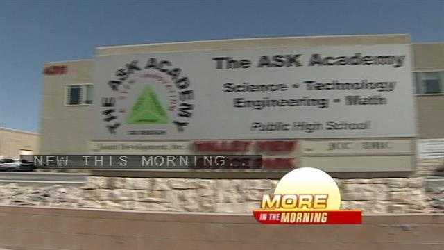The ASK Academy will add seventh and eighth grade programs for the 2013-2014 school year.