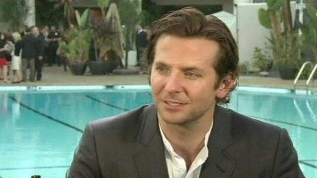 Bradley Cooper is one of many stars filming in New Mexico.