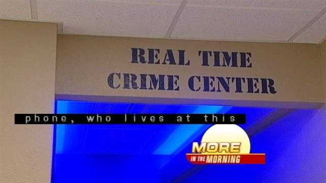 It's been three months since the Albuquerque Police Department opened their real time crime center, a one-of-a-kind division that helps officers on dispatched calls.