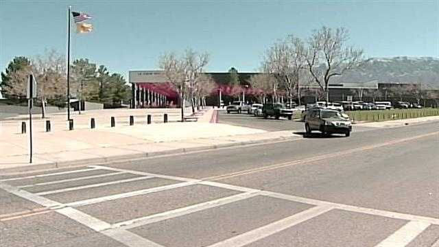 One of New Mexico's top public high schools is at the center of an investigation. Right now, the public education department says, there are test irregularities at La Cueva high school.