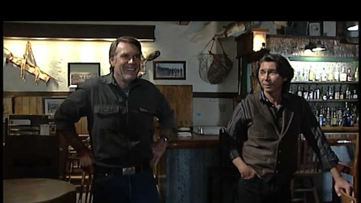 Actors on set of Longmire.jpg