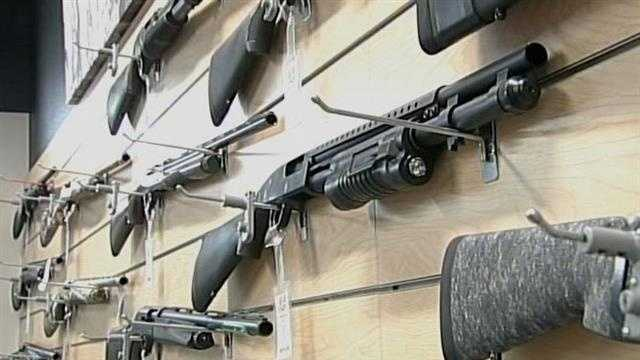 Managers of a gun shop in Albuquerque, say they are glad the legislation was not passed.