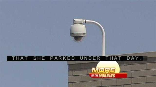 An Albuquerque resident is speaking up and warning others about parking lot security cameras.