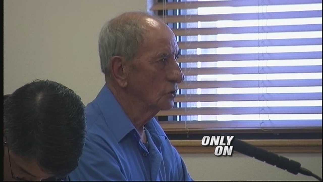 The man who admitted to sexually assaulting his own granddaughter years ago faces up to 3 years in prison or probation