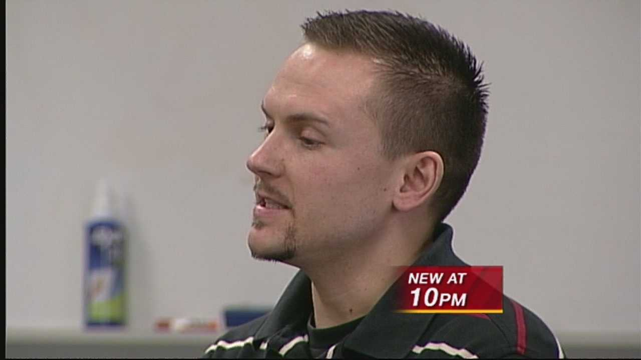 An Albuquerque police officer, shot on the job, tells the incredible story to friends and family.
