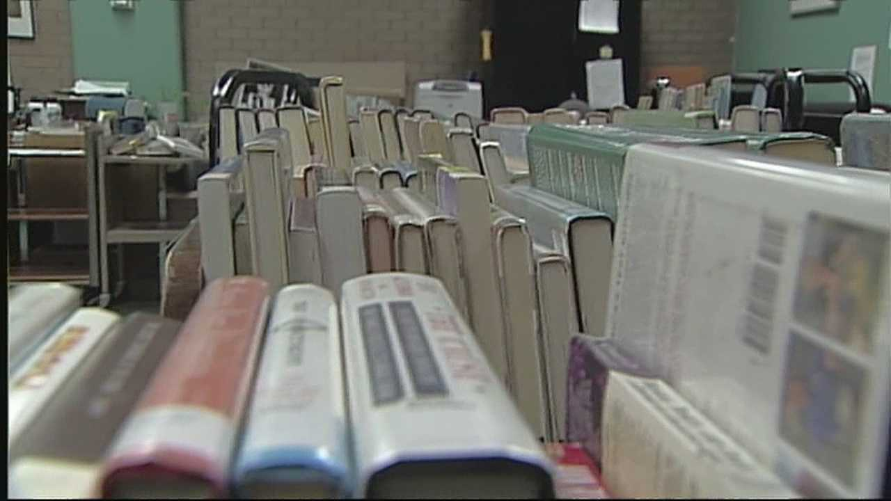 Action 7 News goes to the library to find out how much books that aren't returned are costing you.