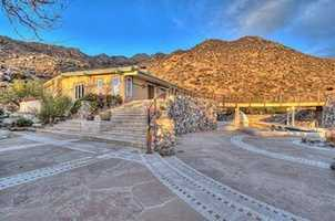 Take a look inside this 3 bedroom, 4 bath mansion in Albuquerque, N.M. featured onrealtor.com.