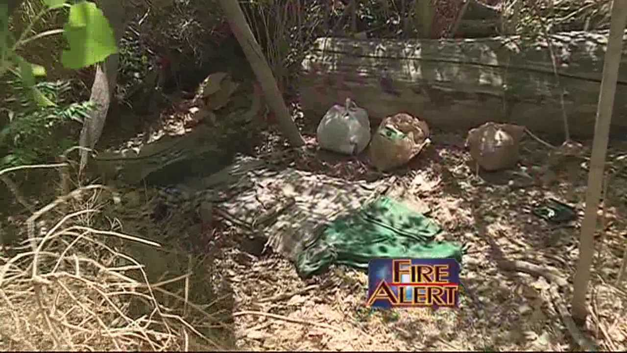 BCSO Patrols the Bosque Finding More and More Campfires