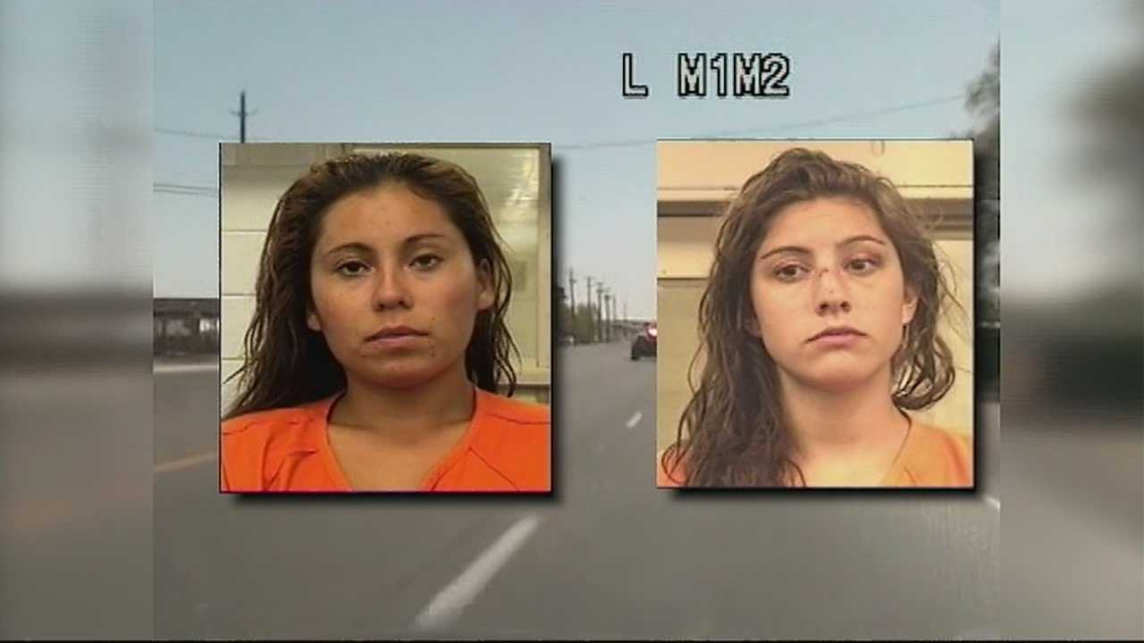Two women, indicted for killing a man for his car&#x3B; and leading police on a wild chase with his body in the trunk.