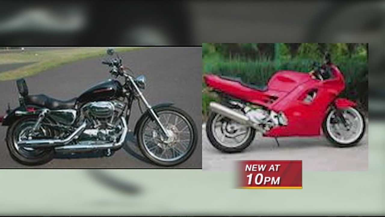 Veteran's 2nd Motorcycle Stolen.