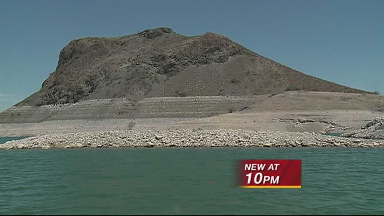 Recreation destination water levels not unusually low