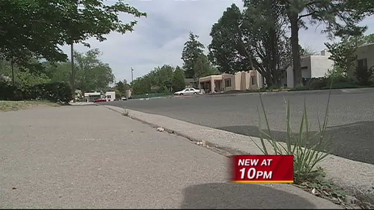 HOMEOWNERS IN ONE ALBUQUERQUE NEIGHBORHOOD SAY, A.P.S. IS RUINING THEIR PROPERTY VALUE.