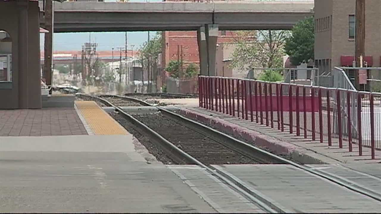Quick action by a rail runner engineer may have saved the lives of a group of kids playing near the tracks.