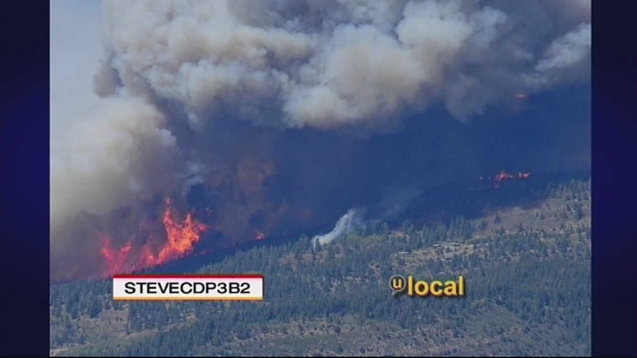 U local members are helping Action 7 News cover the massive wildfires in New Mexico by sending in photos and videos.