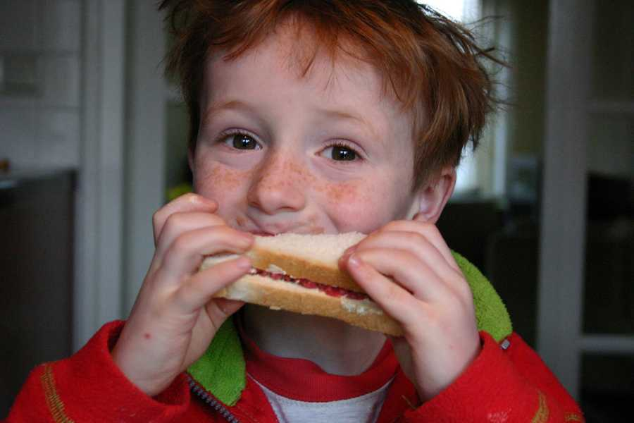 Although they don't always do what you want, your children tend to model their behavior after yours. If yours is a house where no one needs breakfast, they'll grow up with the same bad habits.