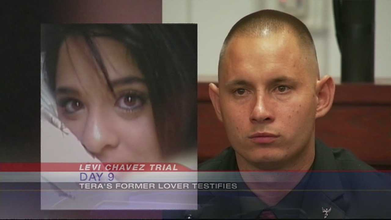 Defense: Tera Chavez infatuated, heartbroken by other APD officer