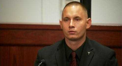 Day 9, June 21: Nick Wheeler takes the stand. He is the APD officer who had an affair with Tera Chavez around the time of her death in the backroom at a hair salon. Wheeler said Tera never spoke of hurting herself, if she did, he would have told Levi Chavez, even though he didn't know Chavez that well.