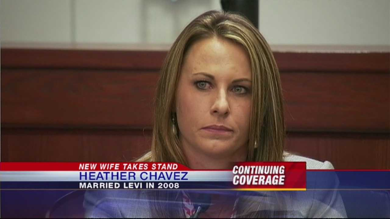 Current wife insists she never spoke with Tera Chavez