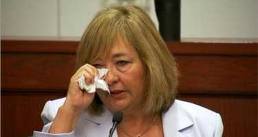 July 2, Day 16: Rita Romero, Levi Chavez's mother, offers emotional testimony. Romero says her son was broken and wouldn't leave the house after Tera's death.