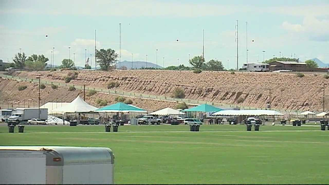 For another year in a row, thousands of people are expected to flood Balloon Fiesta Park for their annual Freedom Fourth celebration.