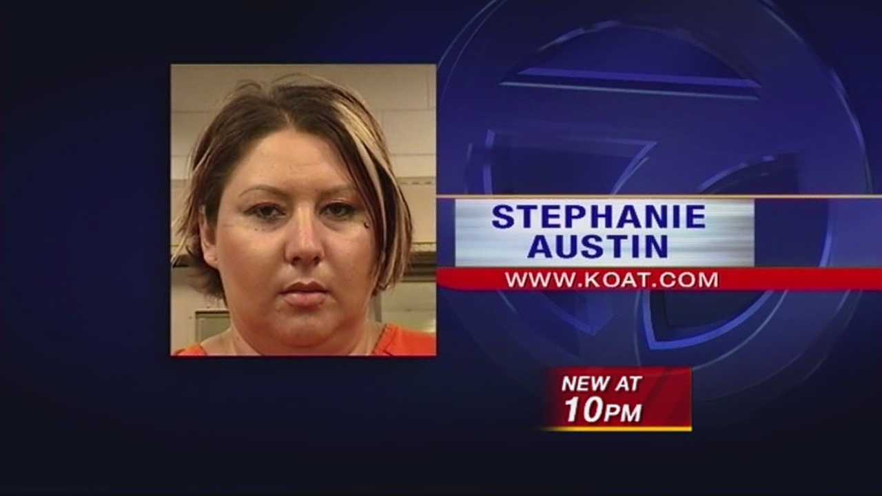 An Albuquerque woman is facing child abuse charges after her son is run over by her car.