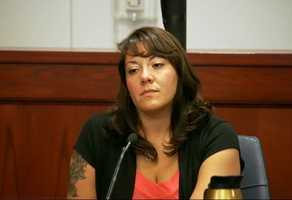 Day 18, July 9: Samantha Wheeler recalled by the defense. She testifies that Levi Chavez's service weapon was left at the home from time to time.