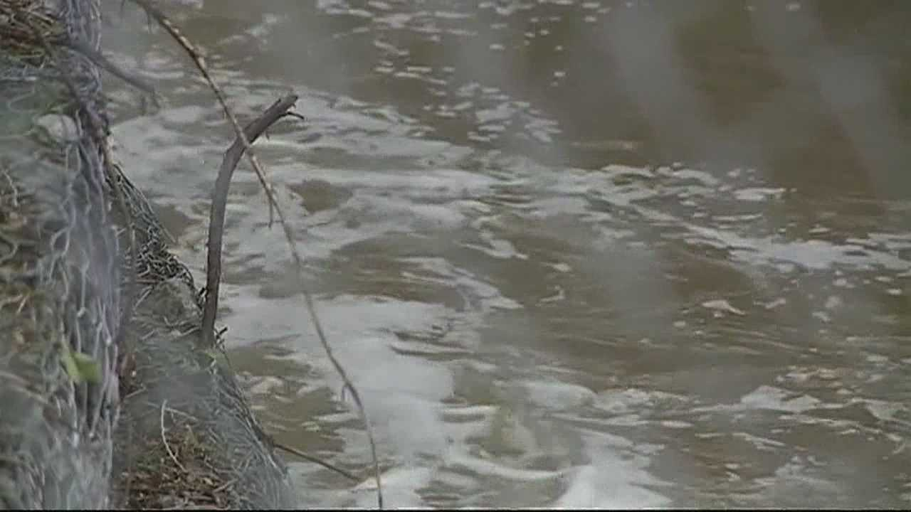 AFD: Inches of water in an arroyo can prove dangerous