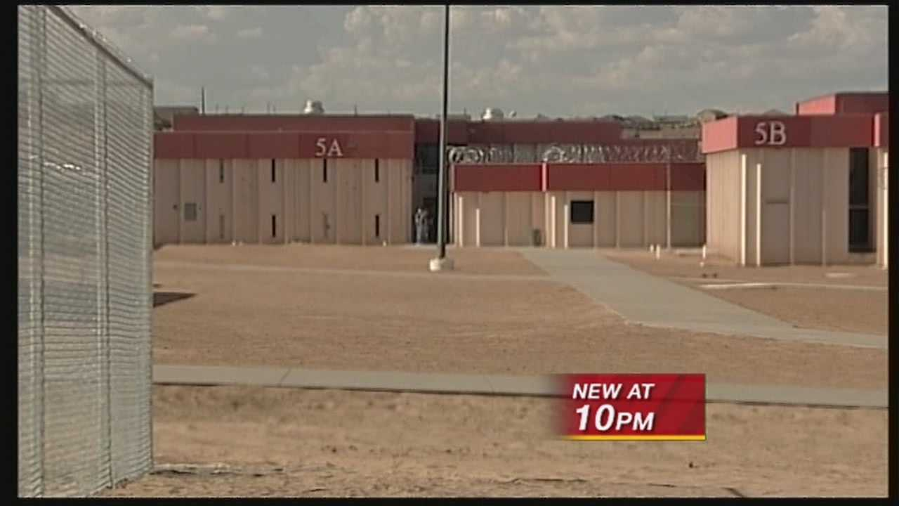 Eight convicts caught drinking homemade alcohol in the kitchen of the Central New Mexico Correctional Facility sparked a fight between inmates and guards Monday.