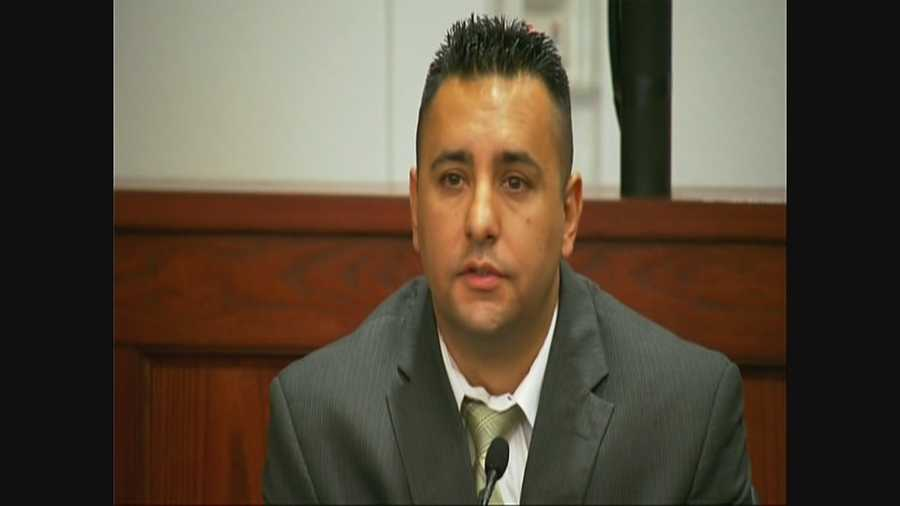 CLICK HERE to watch part one of Levi Chavez's testimony in his murder trial.
