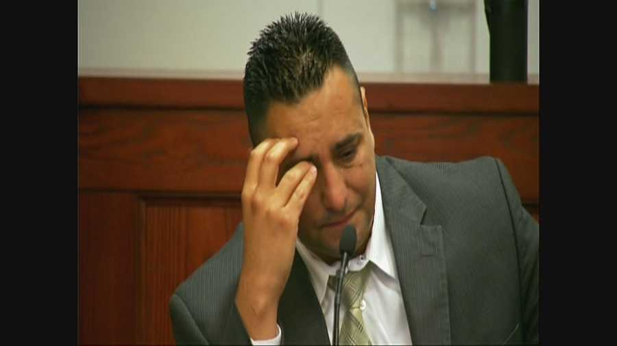 CLICK HERE to watch the seventh part of Levi Chavez's full testimony in his murder trial.
