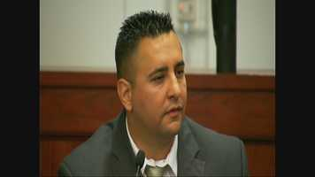 CLICK HERE to watch the sixth part of Levi Chavez's full testimony in his murder trial.