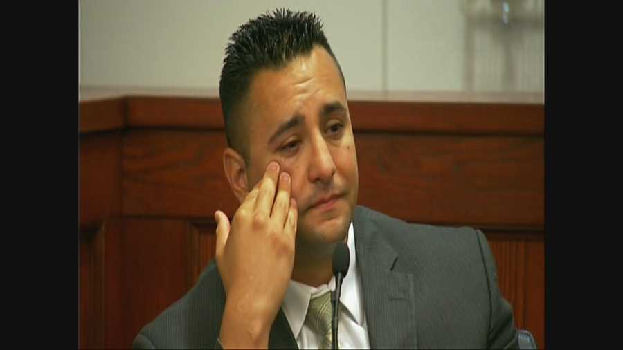 CLICK HERE to watch the 12th part of Levi Chavez's full testimony in his murder trial.