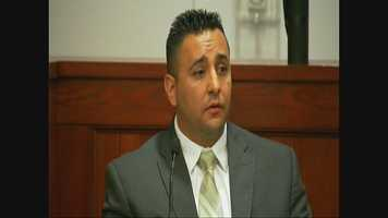 CLICK HERE to watch the 16th part of Levi Chavez's full testimony in his murder trial.