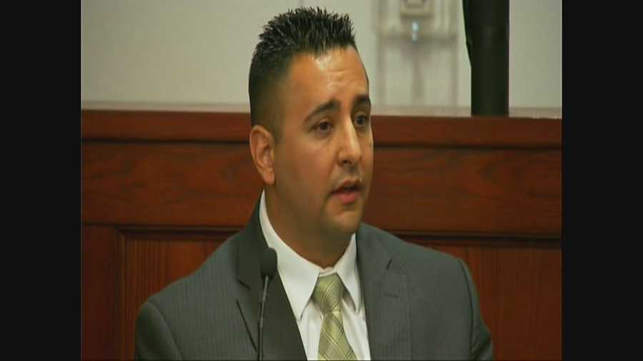 CLICK HERE to watch the 18th part of Levi Chavez's full testimony in his murder trial.