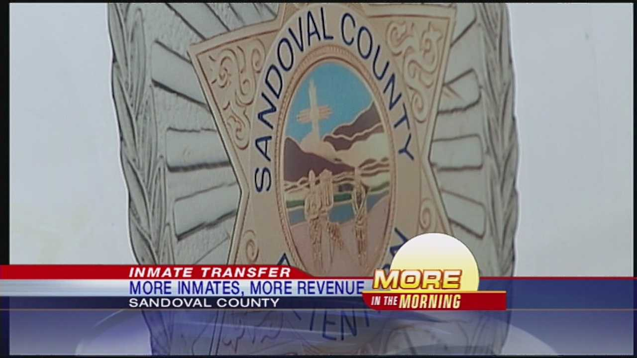 A new contract with Bernalillo County is paying for nearly half of the jail's annual operating costs.