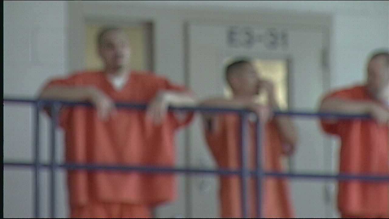 Sandoval County jail has received about 80 MDC inmates