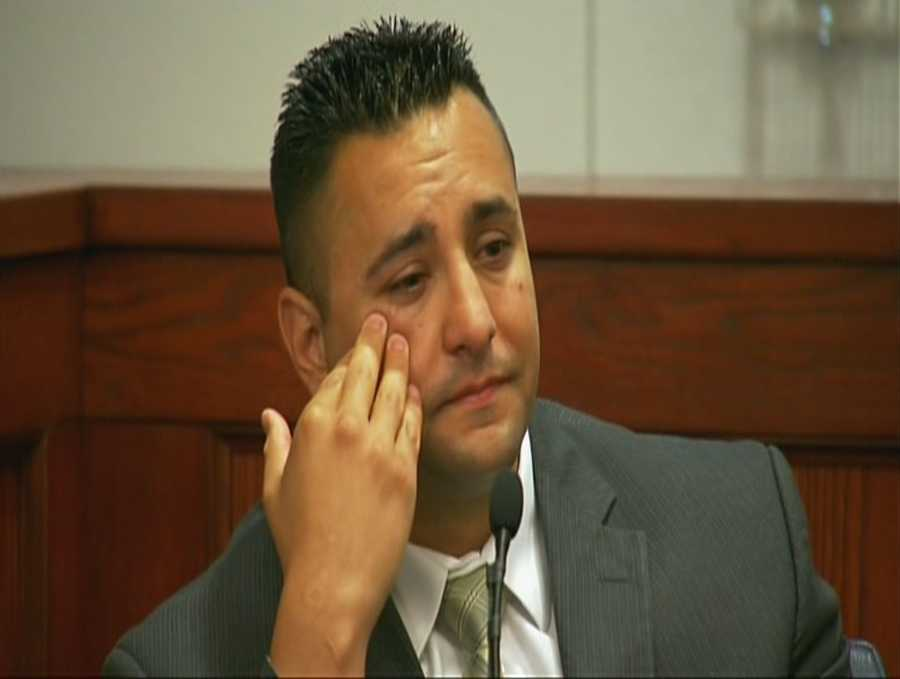 Day 19, July 10: Levi Chavez takes the stand in his own defense for the entire day. CLICK HERE to see his full testimony.