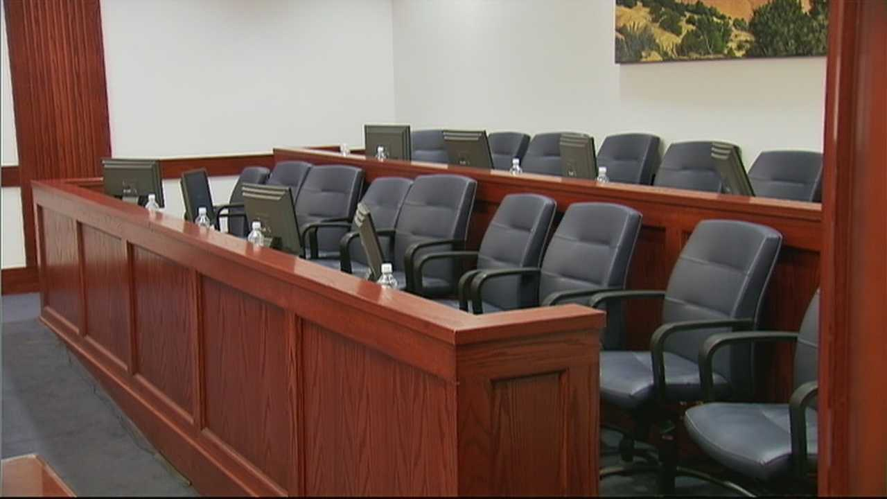 Jury has about 40 witnesses, 300 pieces of evidence to review