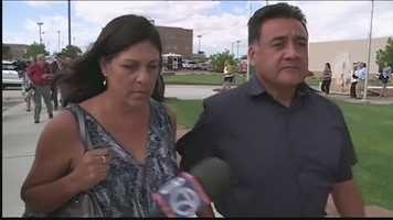 "Tera's father, Joseph Cordova: ""Justice has not been served for our daughter. We'll move forward with the civil trial."""