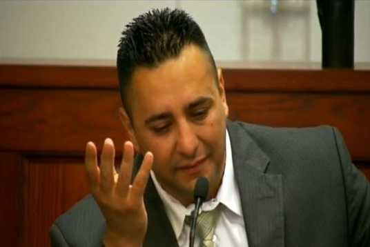 """Levi Chavez takes the stand in his own defense. He speaks for hours to """"his jury."""" CLICK HERE TO WATCH"""