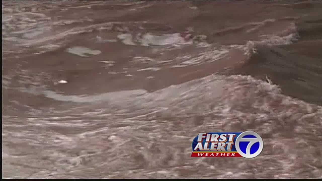 Flash flood warning no longer in effect