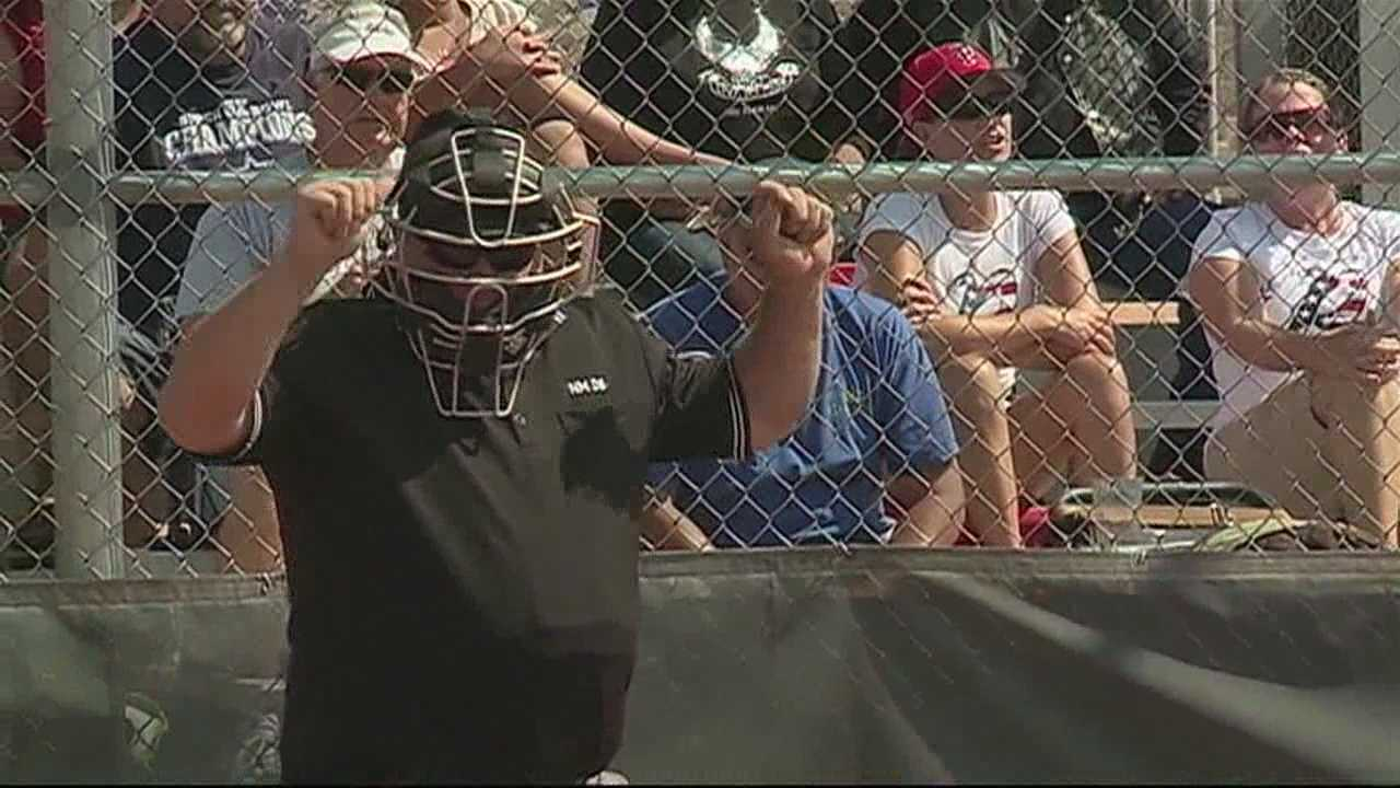 New Mexico umpires say code of conduct making a difference