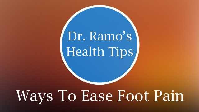 If you work out regularly, especially running, sore feet can keep you down. Here are five tips to keep foot pain to a minimum.
