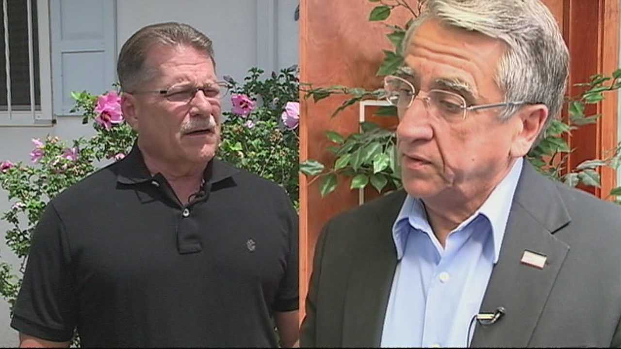 MAYORAL CANDIDATES TELL US WHAT TYPE OF FRATERNIZATION POLICY, THEY THINK THE CITY SHOULD HAVE.
