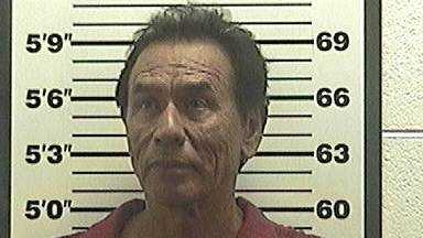 Wes Studi was arrested and charged with aggravated DWI.