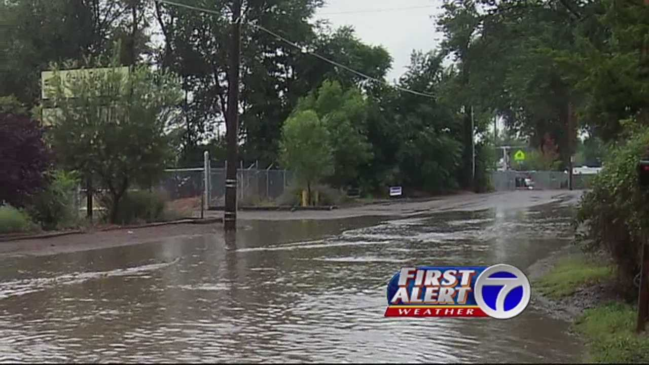 Flooding along city streets can be a big problem in Albuquerque, but one Southwest resident says the flooding gets so bad that something more has to be done.