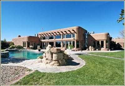 Tour this 3 bedroom, 6 bathroom mansion in Corrales, N.M. featured on Realtor.com